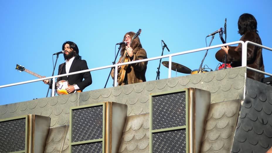 Especial Beatles na Cidade Rock no segundo dia do Rock in Rio