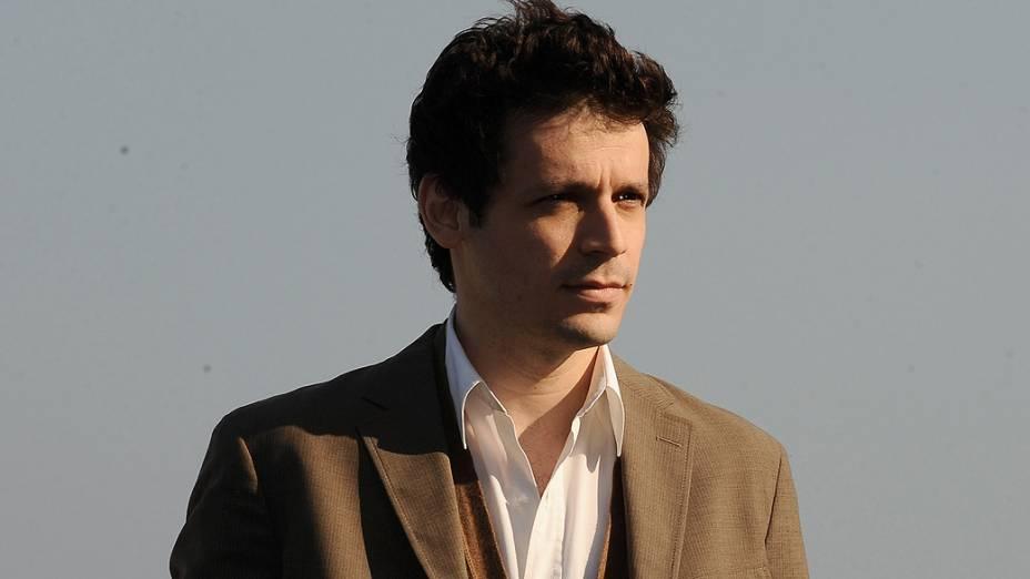 O diretor de cinema argentino Daniel Burman