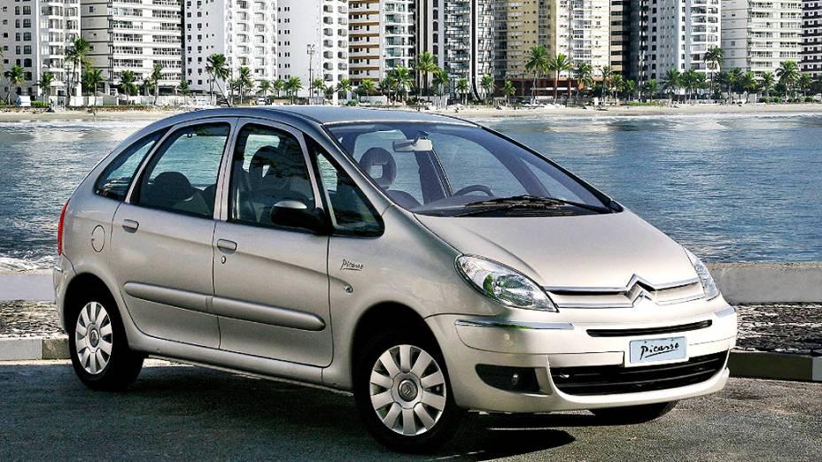 Citroën Xsara Picasso: aposentada em março, pondo fim a 11 anos de carreira
