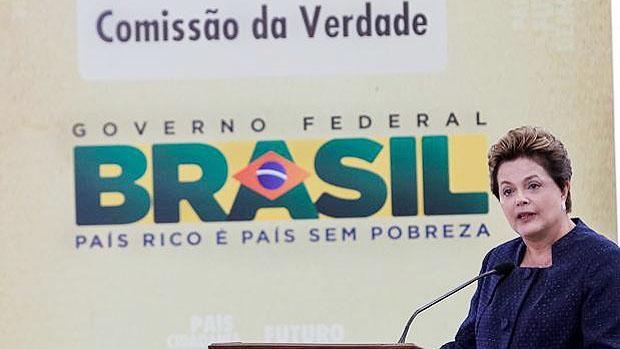 Dilma anuncia prorrogação dos trabalhos da comissão