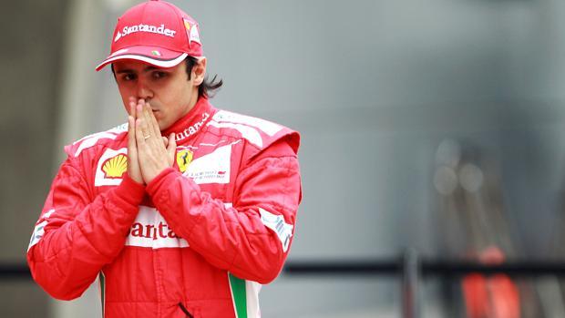 Com duas corridas na temporada, a melhor posição de Felipe Massa foi em 15º lugar, no GP de Sepang