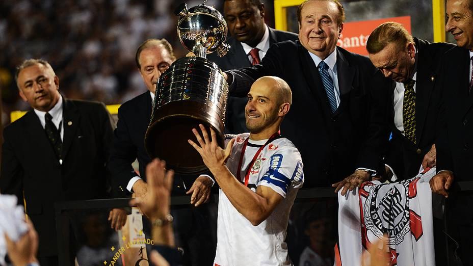 Corinthians campeão da Libertadores