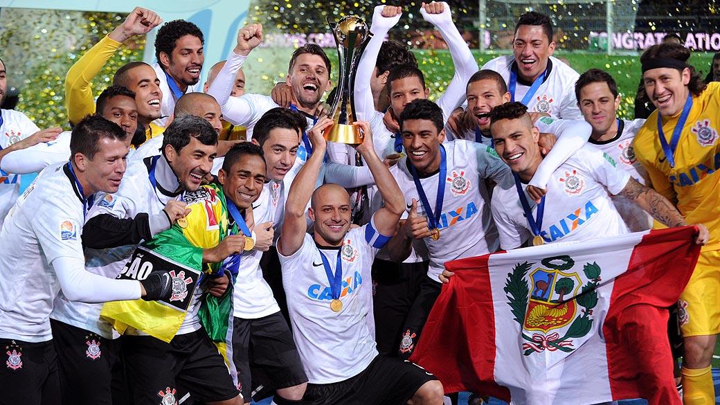 Corinthians foi o último dos brasileiros que conquistou o torneio, em 2012