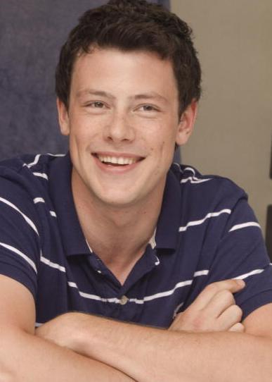 Cory Monteith, ator de Glee