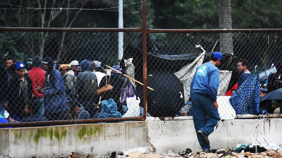 Cracolândia da Luz: local ainda é a maior concentração de usuários da droga na cidade