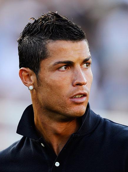 Cristiano Ronaldo chega à Califórnia com o Real Madrid para disputa de partida amistosa contra o Los Angeles Galaxy