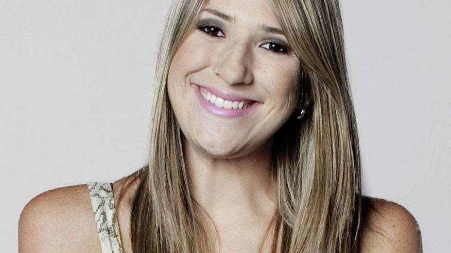 Dani Calabresa, comediante e apresentadora da MTV
