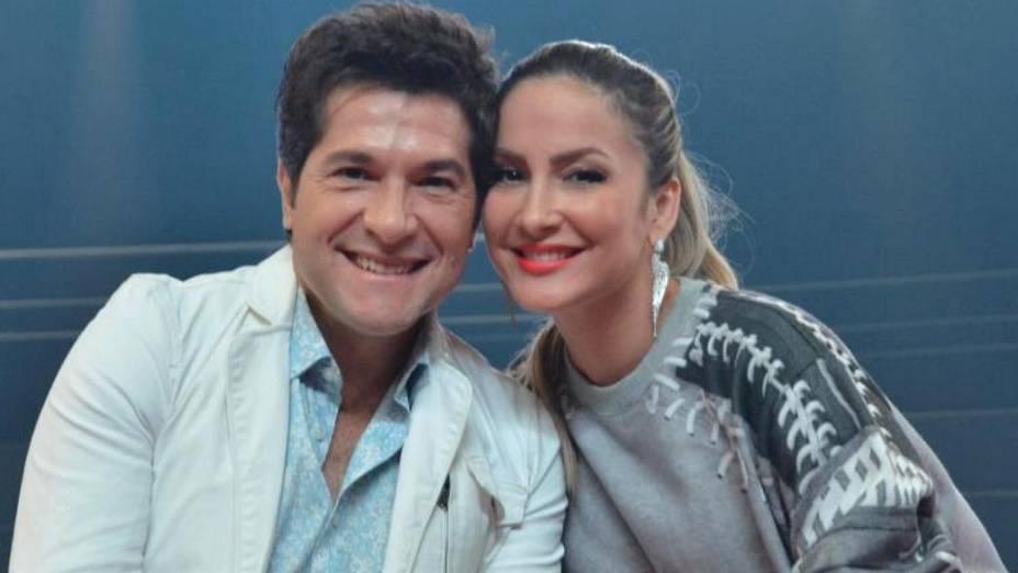 Daniel e Claudia Leitte são dois dos técnicos de The Voice Brasil
