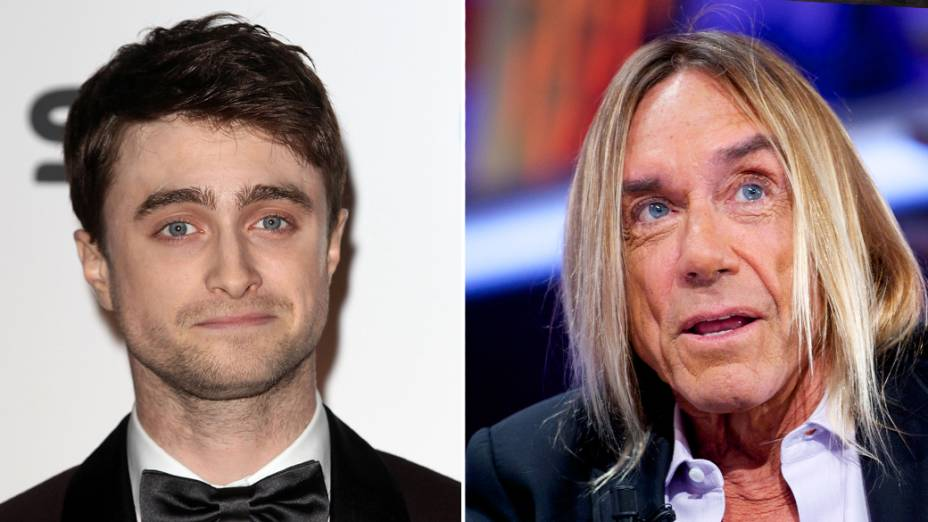 Daniel Radcliffe quer fazer Iggy Pop no cinema