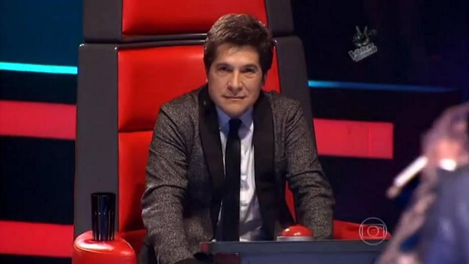 Daniel, técnico do The Voice Brasil