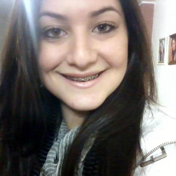 Daniela Betega Ahmadw: estudava agronomia na UFSM<br>