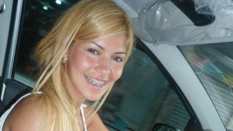 Dayana, mulher do traficante Menor P.