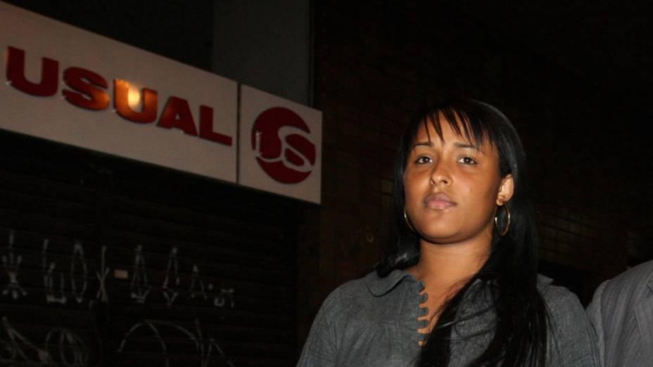 Dayanne Souza: ex-mulher do goleiro Bruno, com quem ele ainda é casado oficialmente, fez revelações importantes à polícia mineira.