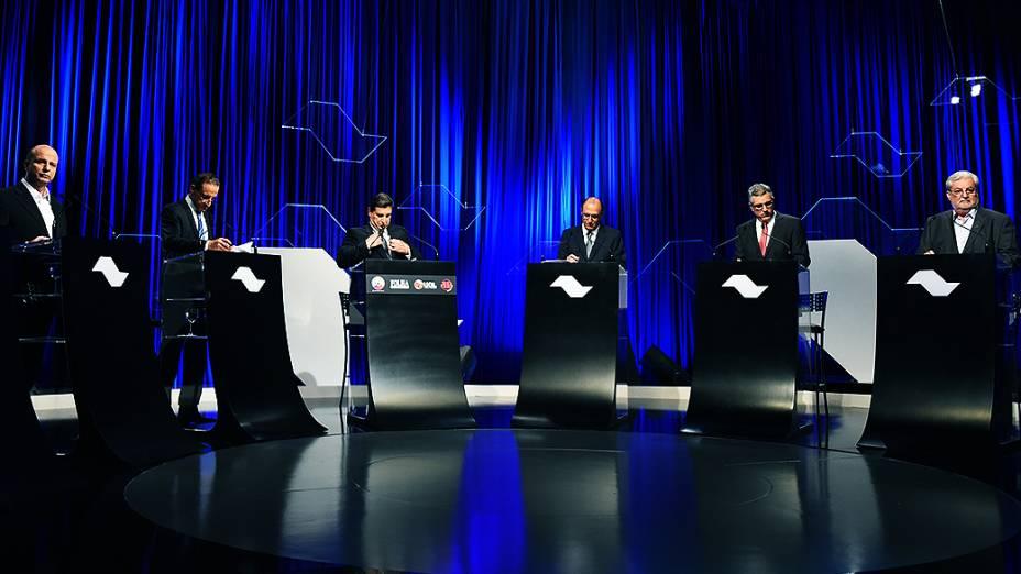 Candidatos ao governo de São Paulo