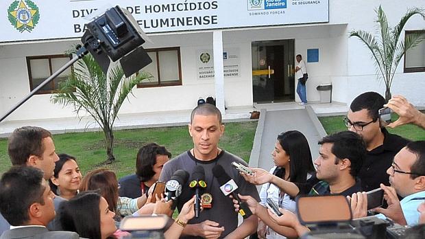 Delegado Fabio Salvadoretti conduz investigações sobre o homicídio do coronel Paulo Malhães
