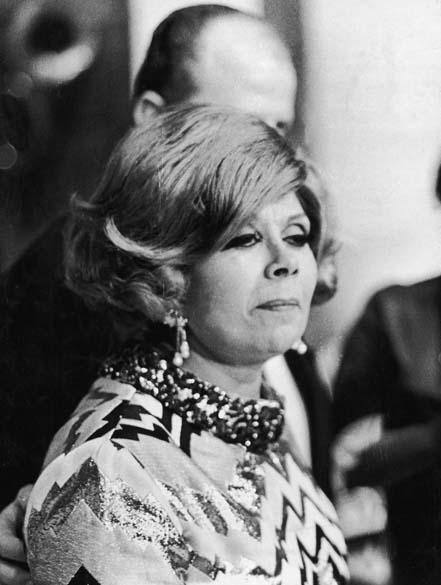 Dercy Gonçalves, em 1968