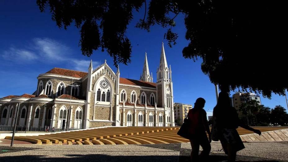 Catedral de Petrolina, na Praça Maria Auxiliadora
