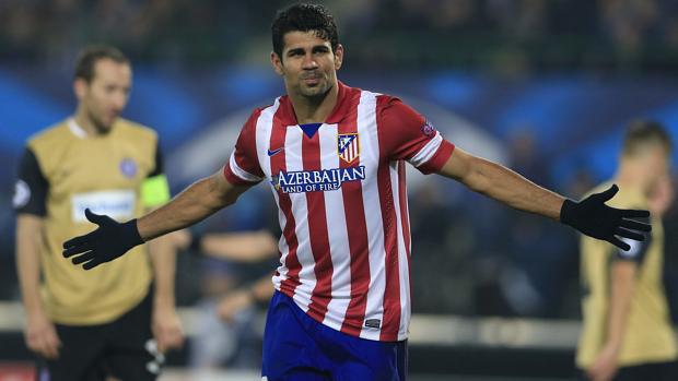 Diego Costa já decidiu se atuará pela Espanha ou Brasil