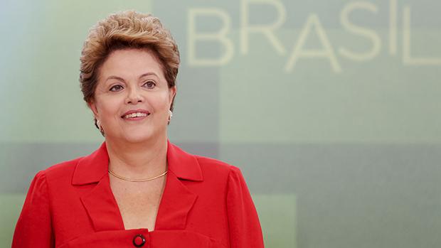Dilma fala a empresários em Brasília - 07/08/2014