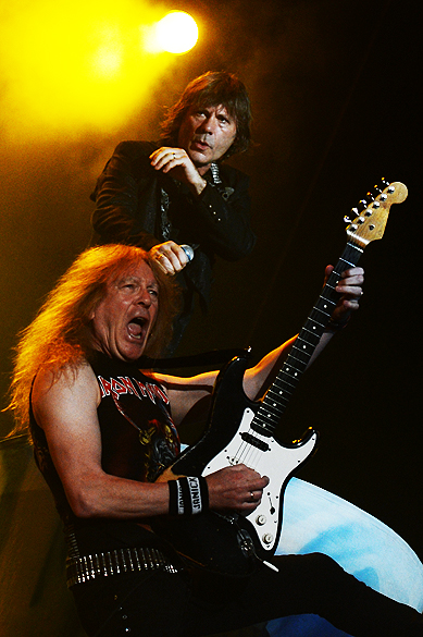 Iron Maiden encerra o Rock in Rio 2013