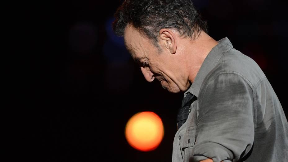 Show de Bruce Springsteen no Rock in Rio 2013