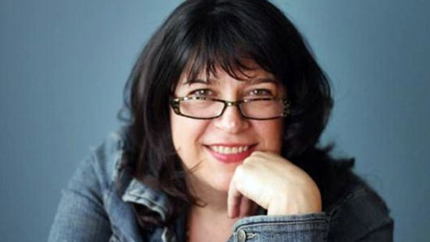 Erika Mitche, autora de <em>Cinquenta Tons de Cinza</em>