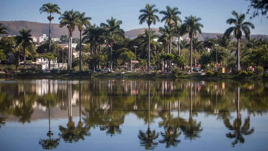 Lagoa Paulino na cidade de Sete Lagoas (MG)