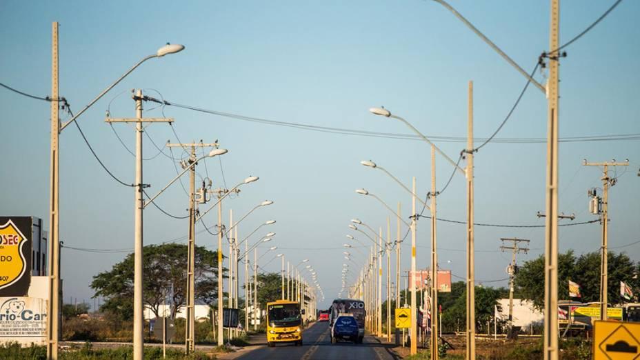 Expedição deixa Irecê (BA) rumo à cidade de Janaúba MG)