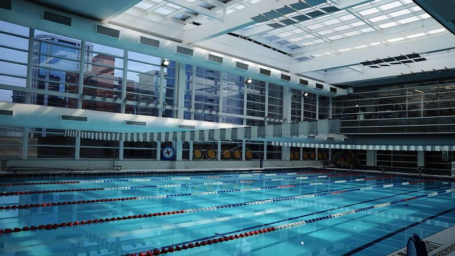 Complexo aquático da Reebok Vila Olímpia