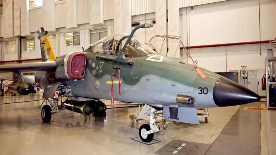 Eles receberão sistemas similares aos que já equipam os F-5M e os A-29 da FAB