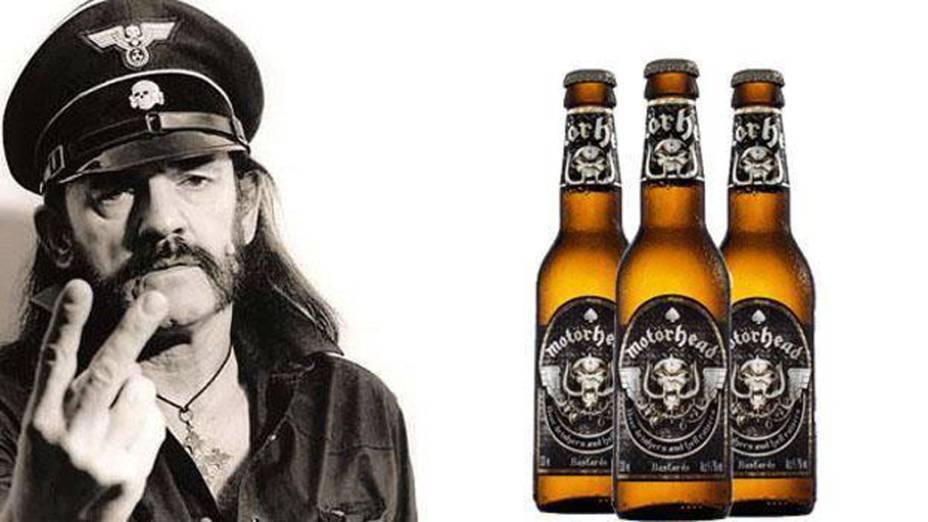 Motorhead beer