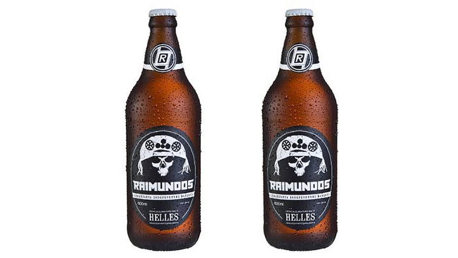 Raimundos (Helles), da cervejaria Bamberg