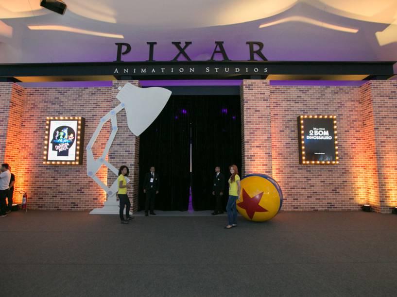 Expo Disney 2015, no Transamérica ExpoCenter, em São Paulo