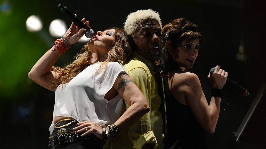Show de Ivo Meirelles, Fernanda Abreu e Elba Ramalho, no sexto dia de Rock in Rio 2013