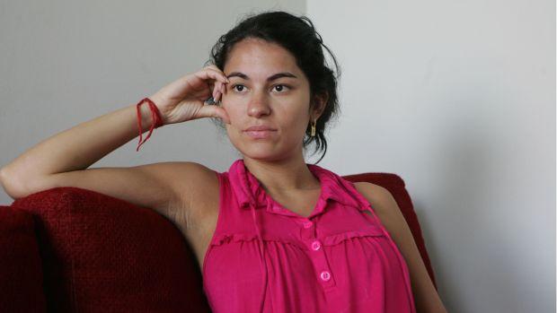 Eliza Samudio, 25, ex-amante do goleiro Bruno, do Flamengo