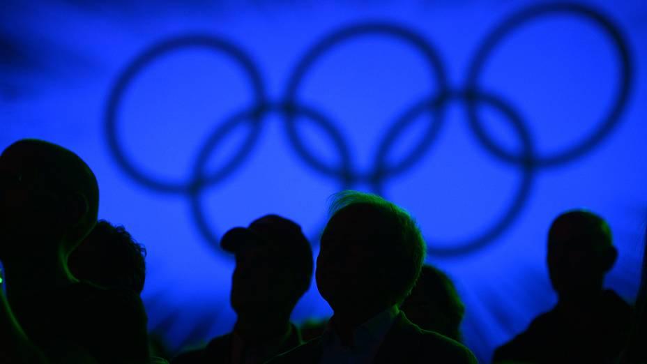 Encerramento dos Jogos Olímpicos de Londres 2012, em 12/08/2012