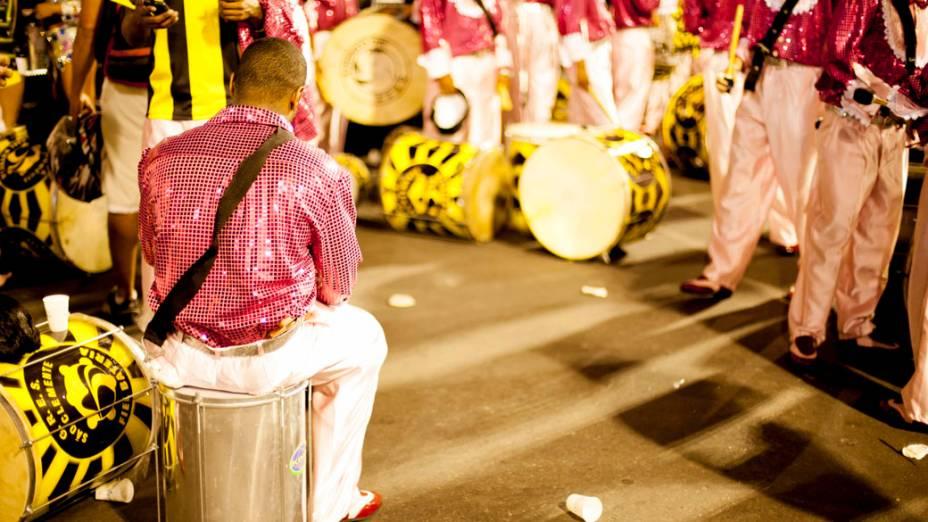 São Clemente, tradicional escola da Zona Sul do Rio de Janeiro se apresenta na Marquês de Sapucaí