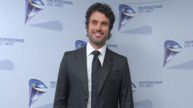 O ator Eriberto Leão