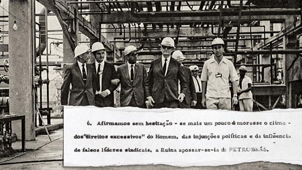 A guerra ideológica na Petrobras | VEJA