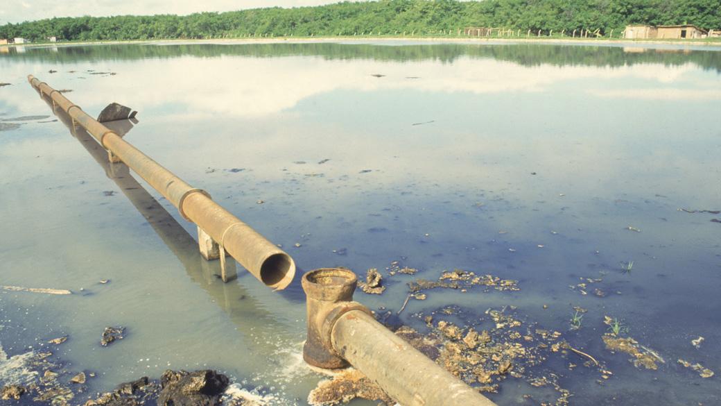 BNDES recebe R$ 350 milhões para investimentos em saneamento básico