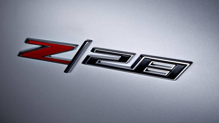 Chevrolet resgata versão Z28, com motor LS7 V8 7.0 litros e 507 cv