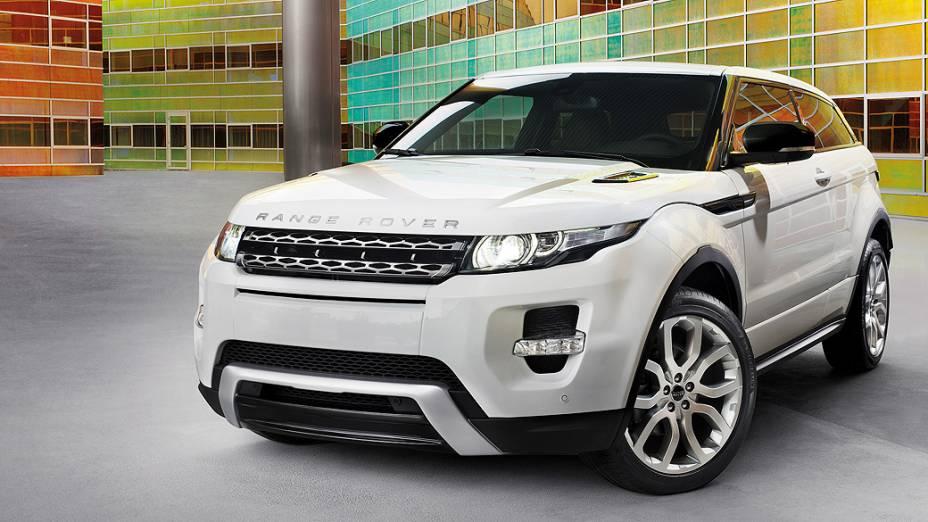 Land Rover Evoque: sucesso no Brasil