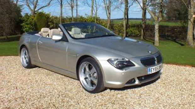 BMW Série 6 à venda