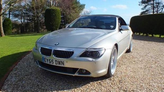 BMW Série 6 à venda pode chegar a quase 250 km/h