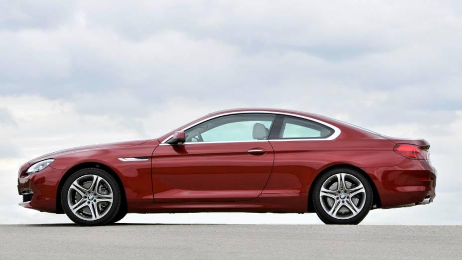 BMW Serie 6: o sedã 650i (577.200 reais) foi substituído pelo 640i (399.950 reais)