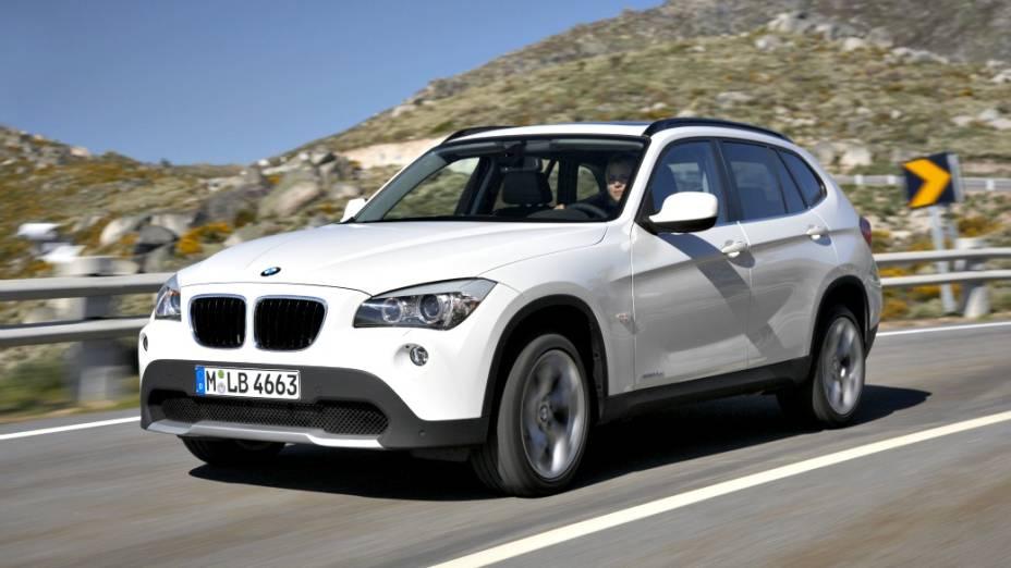 BMW X1: agora por 116.950 reais