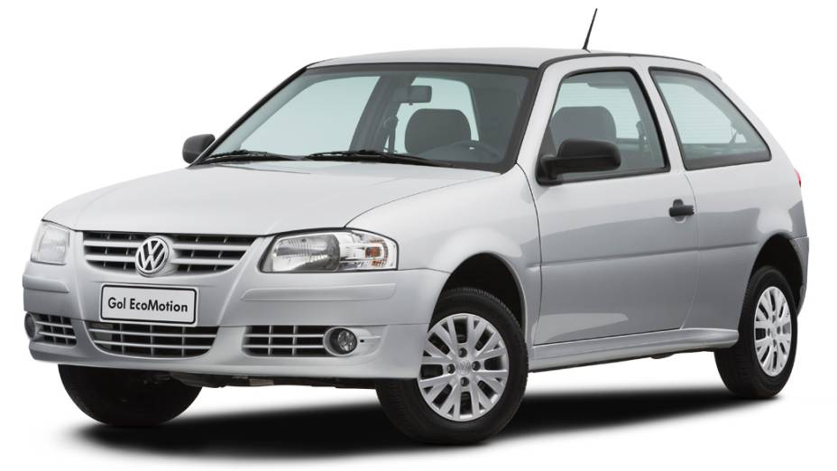 VW Gol Ecomotion 1.0 8V: a álcool, 8,4 km/l (cidade) e 9,8 km/l (estrada); a gasolina, 12,0 km/l (cidade) e 14,1 km/l (estrada)