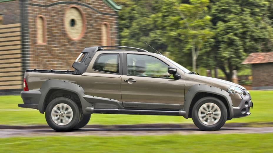 6 - Fiat Strada: 117.455 unidades vendidas