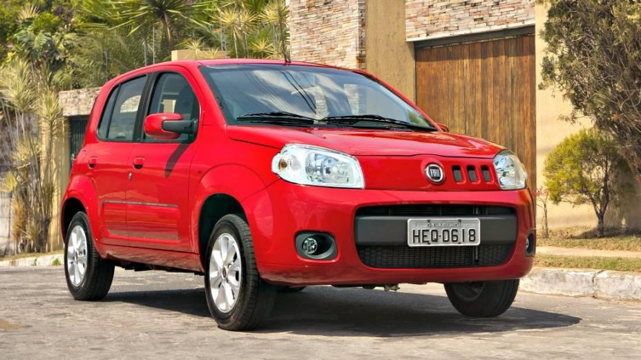 2 - Fiat Uno: 255.838 unidades vendidas