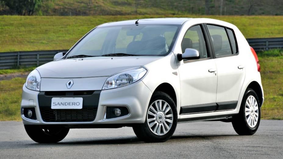 10 - Renault Sandero: 98.442 unidades vendidas